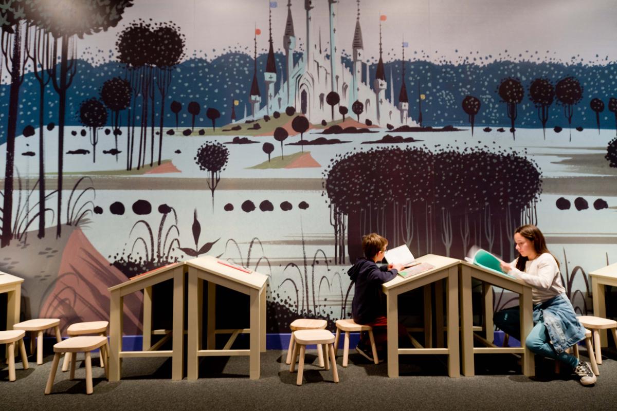 Disney. L'art d'explicar històries